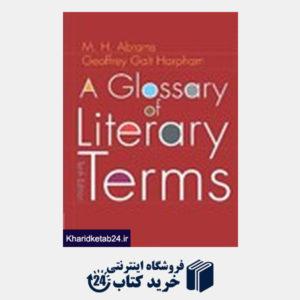 کتاب A Glossary of Literary Terms 10th