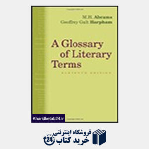 کتاب A Glossary of Literary Terms 11th