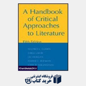 کتاب A Handbook of Critical Approaches to Literature 5th edition