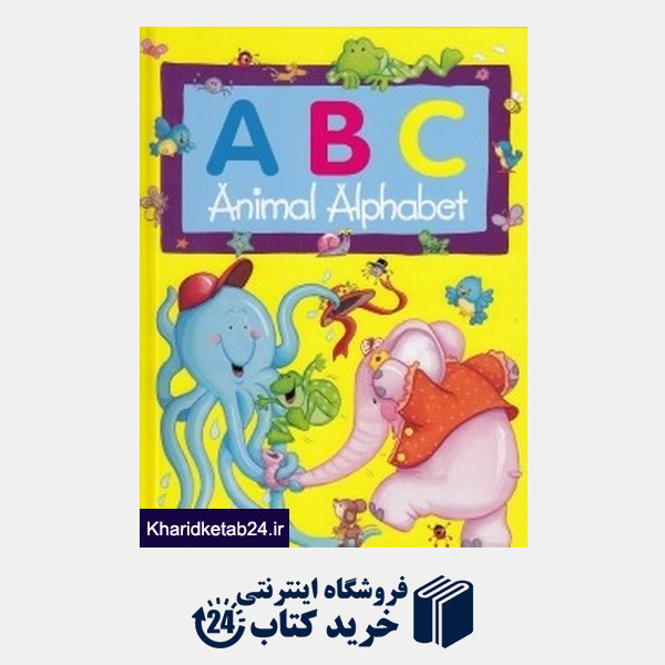 کتاب ABC Animal Alphabet