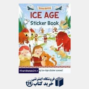 کتاب Ace Age Sticker Book