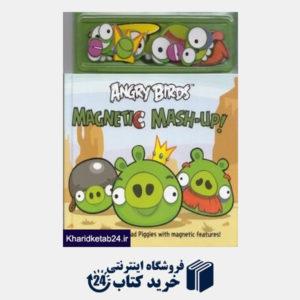 کتاب Angry Birds Magnetic Mash Up
