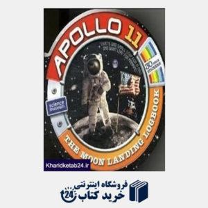 کتاب Apollo 11  The Moon Landing Logbook