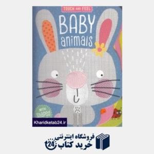 کتاب (Baby Animal (Touch and Feel