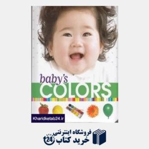 کتاب Babys Colors