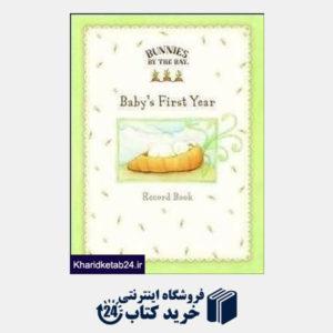 کتاب Baby's First Year Record Book