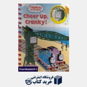 کتاب (Cheer Up Cranky (Thomas & Friend