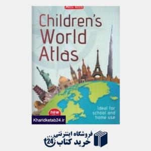 کتاب Children's World Atlas