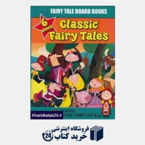 کتاب (Classic Fairy Tales (6 Books