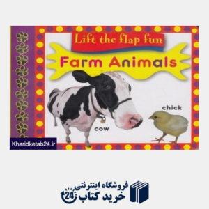 کتاب (Farm Animals (Little the Flap Fun
