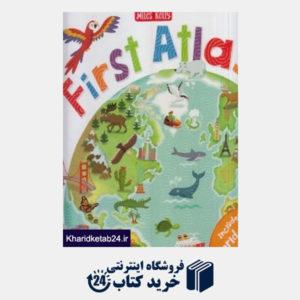 کتاب First Atlas