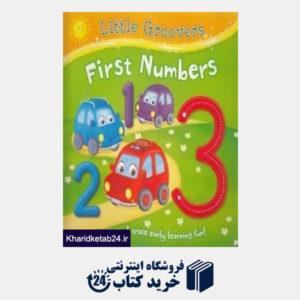 کتاب (First Numbers (Little Groovers