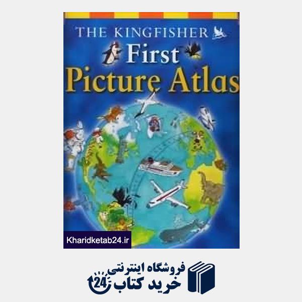 کتاب First Picture Atlas
