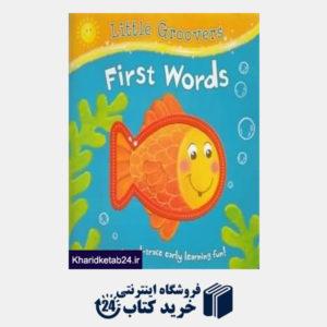 کتاب (First Words (Little Groovers