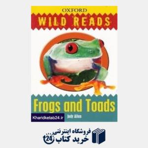 کتاب Frogs and Toads