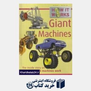 کتاب Giant Machines