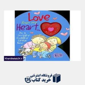 کتاب (Love From My Heart (Boy