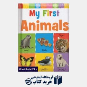 کتاب My First Animals