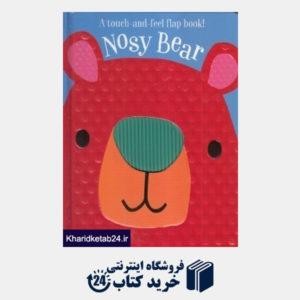 کتاب Nosy Bear