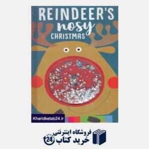 کتاب Reindeer's Nosy Christmas