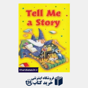 کتاب Tell Me a Story