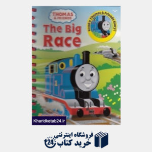 کتاب (The Big Race (Thomas & friends