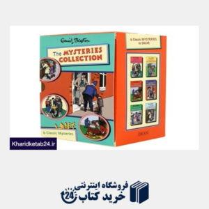کتاب (The Mysteries Collection (6 Books