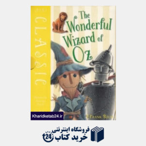 کتاب The Wonderful Wizard of Oz