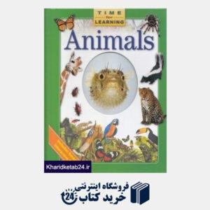 کتاب Time for Learning Animals