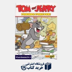 کتاب Tom and Jerry Friends Forever